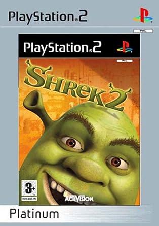Shrek 2 Ps2 скачать торрент - фото 2