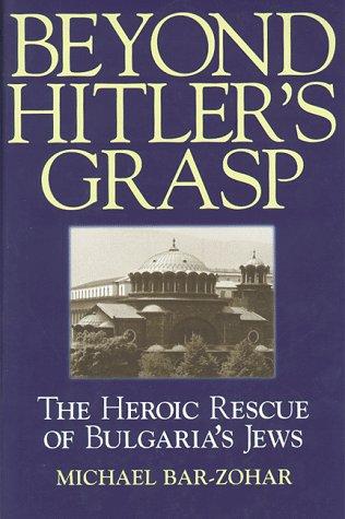 book cover of Beyond Hitler\'s Grasp