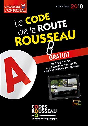 Code Rousseau de la route B par Codes Rousseau