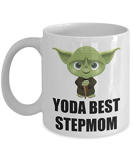 Yoda Best Stepmom Birthday Gift