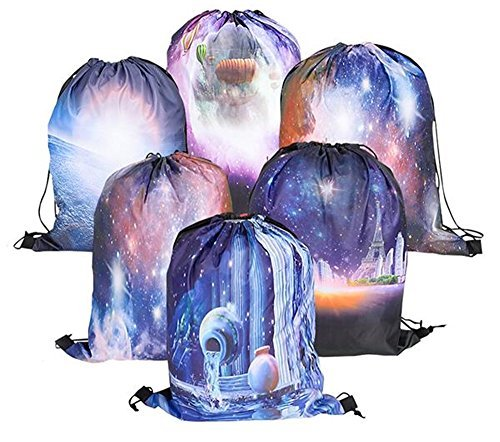 outer space treat bags - 8