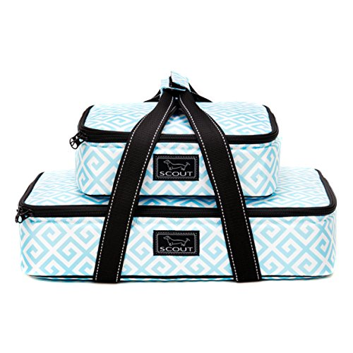 SCOUT Two Plate Casserole Carrier, Blue  - Casserole Carrier Shopping Results