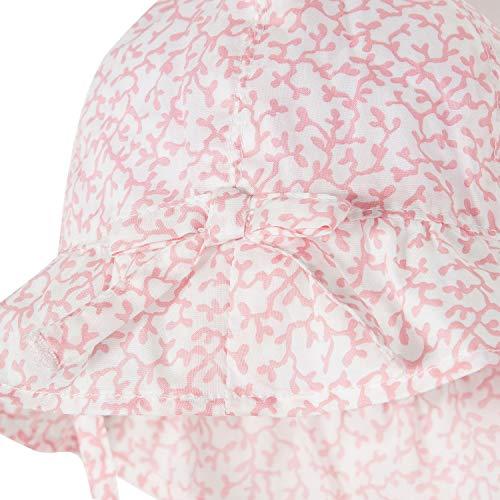 Baby Pink Girl Absorba melocot Hat qz5xXF8v