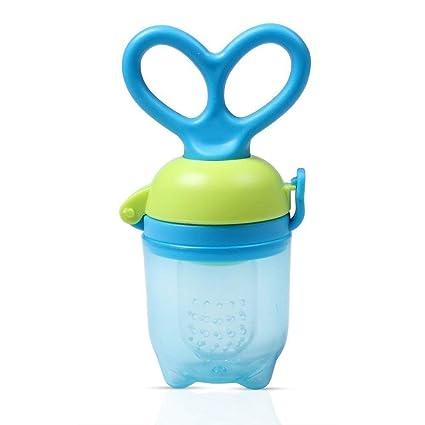 Chupete de bebé azul azul Talla:S: Amazon.es: Bebé