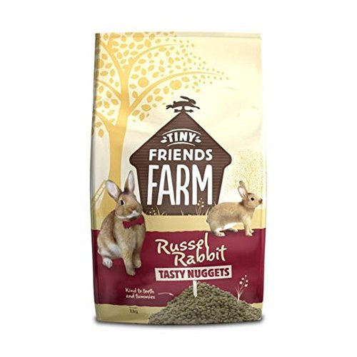 Supreme Friends Tiny Farm RUSSELS Rabbit Treats Tasty Nuggets 10 kg by Supreme