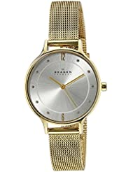 Skagen Women's Anita SKW2150 Gold Stainless-Steel Quartz Watch