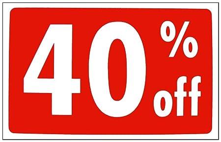 PotteLove Cartel de Metal de Aluminio, 40% de Descuento en ...