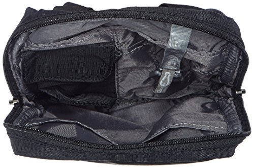 Accessories 16 Travel bandoulière Black cm sac Wolfskin Jack wAXxBB