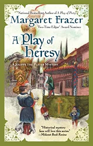 book cover of A Play of Heresy