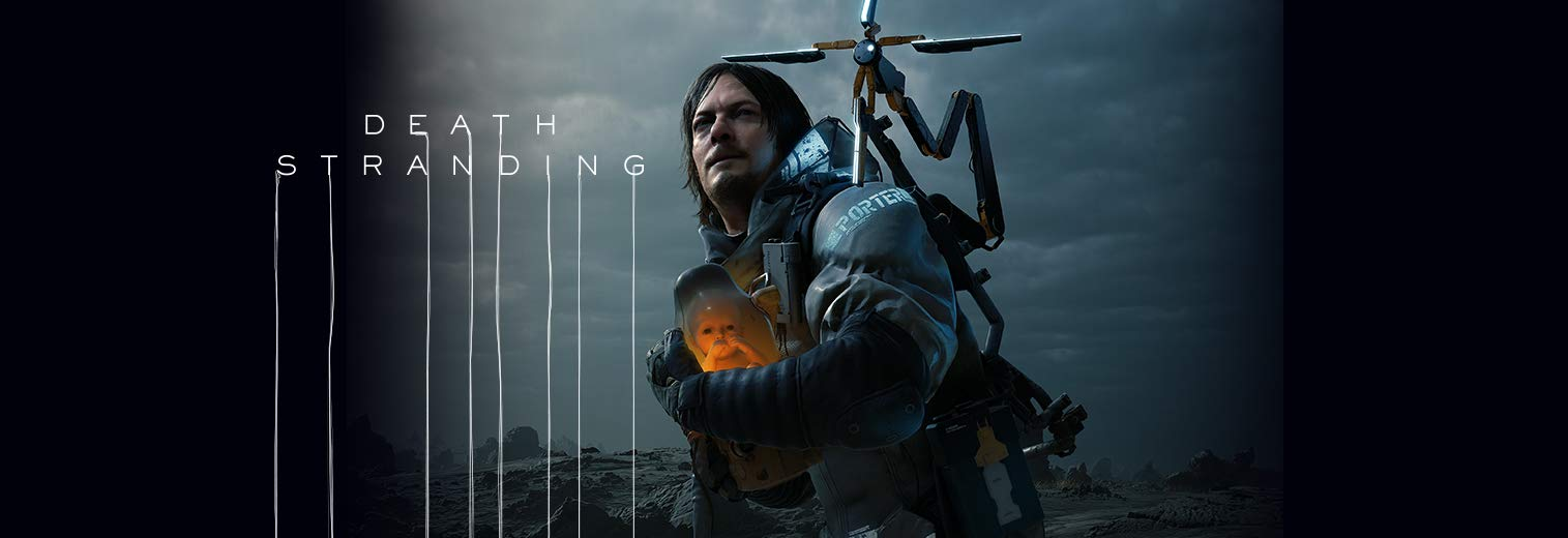 Death Stranding - PlayStation 4 Special Edition