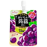 Tarami delicious konjac jelly grapes taste 150gX6