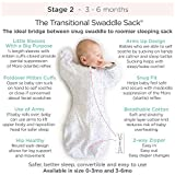 Amazing Baby Transitional Swaddle Sack with Arms Up