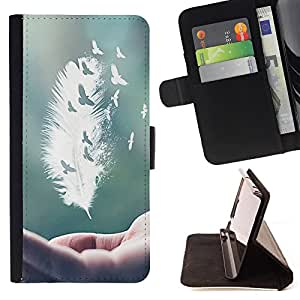 For Motorola Moto E 2nd Generation Danger Line Skeleton Style PU Leather Case Wallet Flip Stand Flap Closure Cover