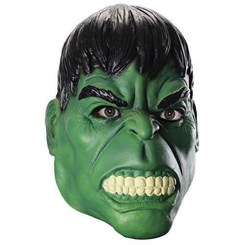 3/4 Hulk Mask Costume Accessory - Regan Exorcist Mask