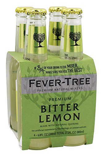 Fever-Tree Bitter Lemon, 4 Ct ()
