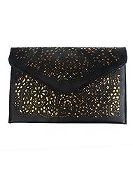 Changeshopping Women Envelope Clutch Shoulder Messenger Bag Purse Handbag