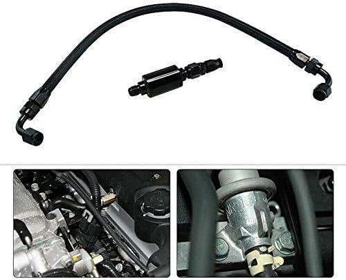 Amazon.com: PTNHZ RACING Tucked Fuel line Fittings Kit Inline Filter for  Honda Civic 96-00 EK: AutomotiveAmazon.com