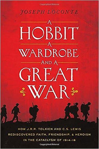 Hobbit Wardrobe Great War