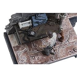 McFarlane Toys Construction Sets, The Walking Dead TV Prison Boiler Room, Play Set
