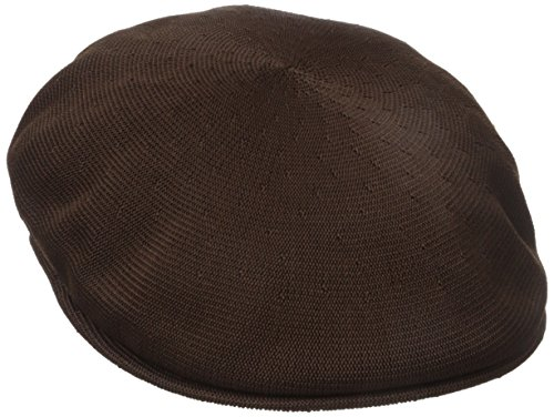 (Kangol Men's Tropic 504, Brown,)