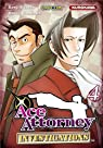 Ace Attorney Investigations, tome 4  par Kuroda