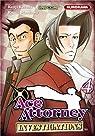 Ace Attorney Investigations, tome 4  par Maekawa