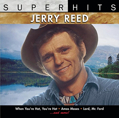 Jerry Reed Super Hits Super Music