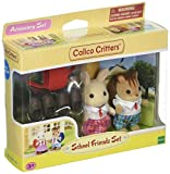 Calico Critters School Friends Play Set, Multicolor