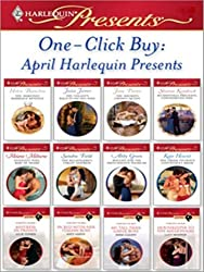 One-Click Buy: April Harlequin Presents: The Martinez Marriage Revenge\The Italian's Rags-to-Riches Wife\The Sheikh's Chosen Queen\Accidentally Pregnant, ... of Shame\The Billionaire's Virgin Mistress