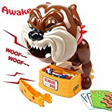 Bocks Funny Parent Child Board Games, Beware Of The Dog, Don't Wake The Dog Toys, Dog Card Games, Funny Electronic Pet Dog Toys, Bad Dog Gnaw Bones(ABS)