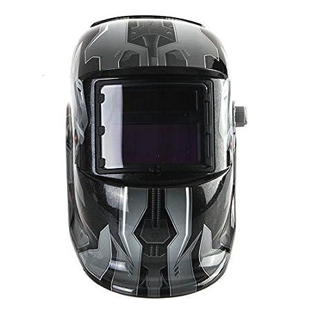 Casco de soldadura - TOOGOO(R)Casco de soldadura de oscurecimiento automatico solar TIG MIG Soldador Mascara de pulido de lentes: Amazon.es: Bricolaje y ...