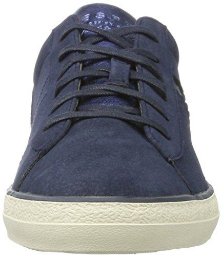 ESPRIT Women's Miana Lu Low-Top Sneakers Blue (Navy) buy cheap enjoy pre order cheap online AKe2OOuGXY