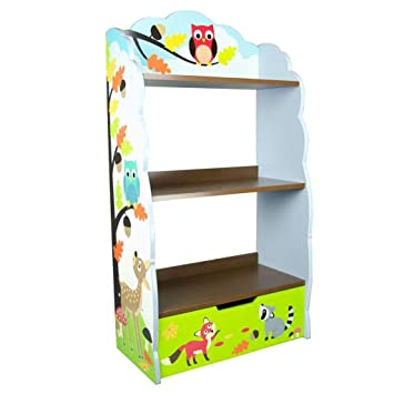 Furniture Childrens Bedroom Simple Bookshelf Room Bookcase Boys And Girls Toy Lockers