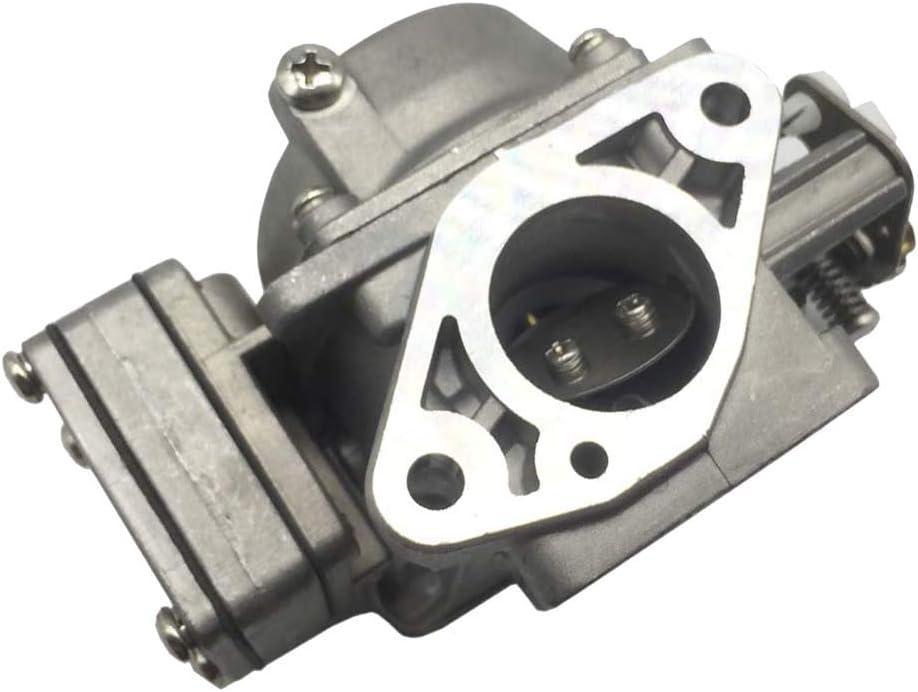 B Baosity Carburateur Carb pour Tohatsu Nissan Hors-Bord 5HP 36903-2002M 369-03200-2