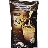 HealthSmart Foods ChocoRite Protein Shake Mix Choc. Fudge Brownie (14.7oz) by HealthSmart Foods
