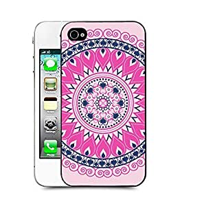The most popular MANDALA Pink Parade 0787 Protective Snap-on Hard Back Case Cover for Apple iPhone 6 4.7