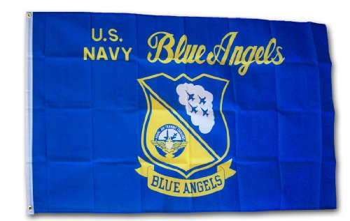 Blue Angels - 3' x 5' Polyester Military Flag