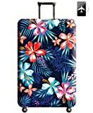Luggage Cover, THome Protective Washable Suitcase Cover - Travel Elastic Spandex Suitcase Protector with Luggage Tag Fits 18 to 32 Inch Luggage