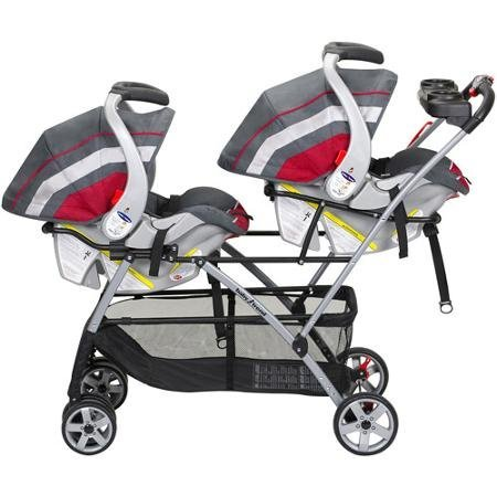 Baby Trend Snap-N-Go Double Universal Double Stroller Getting Out and About with your Baby is so much Easier by Baby Trend