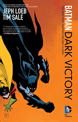 Batman: Dark Victory (New Edition)]()