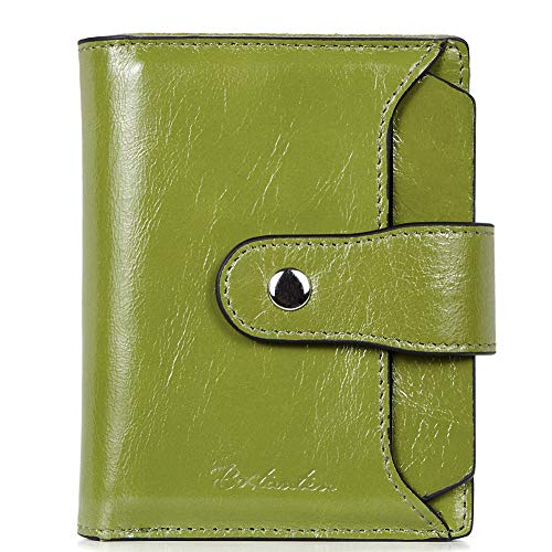 BOSTANTEN Women Leather Wallet