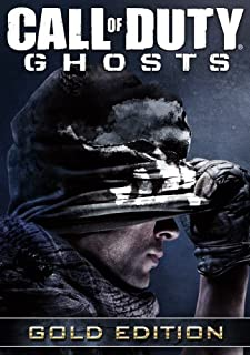 Call of Duty: Ghost Gold Edition [Online Game Code] (B00J7YE5NS) | Amazon price tracker / tracking, Amazon price history charts, Amazon price watches, Amazon price drop alerts