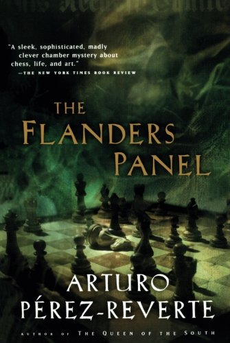 The Flanders Panel from Perez-Reverte, Arturo/ Costa, Margaret Jull (TRN)