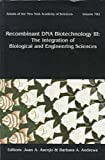 Recombinant DNA Biotechnology III, , 0897669622