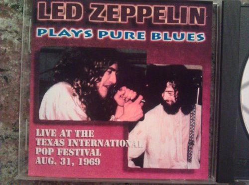 Led Zeppelin - Pure Blues - Zortam Music