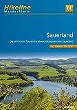 Wanderführer Sauerland: Die schönsten Touren im abwechslungsreichen Sauerland (Hikeline/Wanderführer)