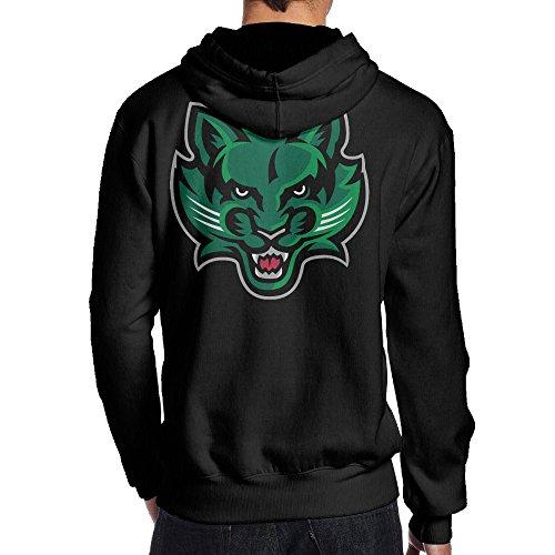 COREI779 Men's Binghamton University Bearcat Sport Hooded Sweatshirt M - Baton Rouge Macys
