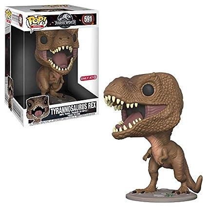 Color Funko Pop Jurassic World Exclusive Super Size 10quot Tyrannosaurus Rex