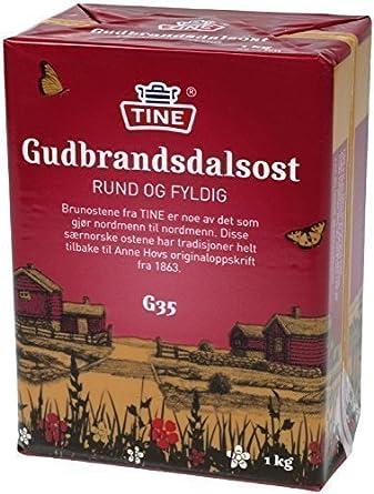 Tine Gudbrandsdalen Queso 1 kg