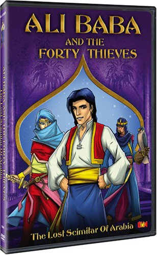 Amazon.com: Ali Baba and the Forty Thieves: Rick Ungar: Movies & TV